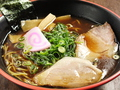 料理メニュー写真麺道ラーメン