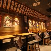 【新橋店】少人数の飲み会、友人同士のご宴会、二次会のサク飲みなどにぴったりの4名様用のテーブルは多数ご用意しております!