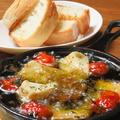 料理メニュー写真カマンベールチーズ アヒージョ<バゲット付き>