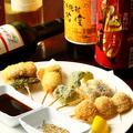料理メニュー写真おススメ盛り合せ(5本)