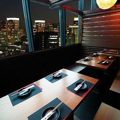 Sky Grill Dining 香る銀座の雰囲気1