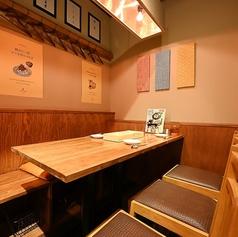 天ぷらスタンド KITSUNE 新栄店の雰囲気1
