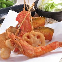 串揚げ 渋田厚志 小倉魚町店のおすすめ料理1