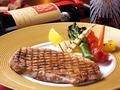 料理メニュー写真スペイン産ガリシア豚のグリル