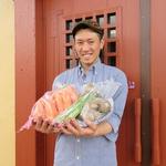 店長自ら農作業に参加し育んだ新鮮野菜と肉のカレーの店♪