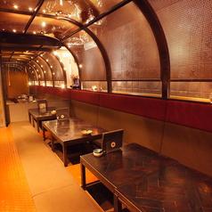 ターキー食堂の雰囲気1