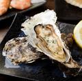 料理メニュー写真広島産殻付き牡蠣