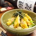 料理メニュー写真鶏天丼