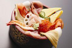 清水みなと 漁師丼の店の写真