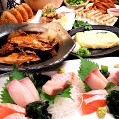 和食バル Shige 茂のコース写真