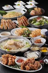 タッカンマリ食堂 HANA ハナ 本厚木店のコース写真