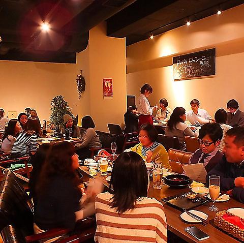 博多イタリアンバル☆【送別会・歓迎会】プリマコース★牛サガリ付2H飲み放題付3500円