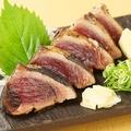 料理メニュー写真『中権丸名物!』カツオの藁焼き