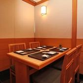 2~10名様までOK!ゆったりとした静かな個室をご用意。接待、デート、記念日のご利用に最適です!!