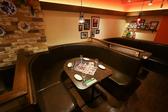 テーブルのお席のご用意がございます。詳細の席数・人数等は店舗までお問い合わせ下さい