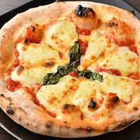本格窯焼きの「Italian Pizza」をご賞味ください!