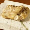 料理メニュー写真カリカリ豚足焼き