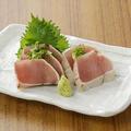 料理メニュー写真出世魚 天然ぶりのたたき