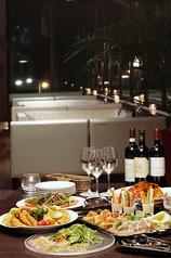 nalu Restaurant&Barのコース写真