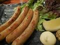 料理メニュー写真地鶏ウインナー