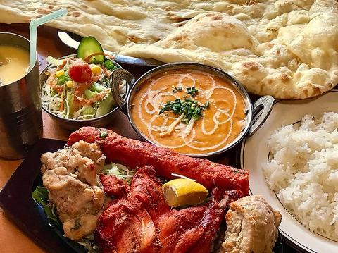 インド料理 デリー (Delhi)