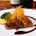 料理メニュー写真イベリコ豚のステーキ