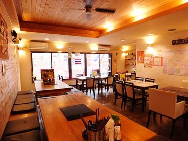 タイかぶれ食堂の雰囲気1