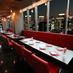 Sky Grill Dining 香る銀座の写真