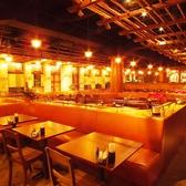 モンスーンカフェ Monsoon Cafe G-Zone銀座店の雰囲気3