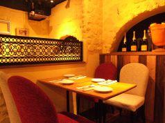 シャンパン食堂の写真