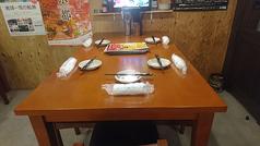 4~5名様かけテーブル