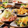 ■彩-Aya-■選べる絶品鍋満喫コース【2.5時間飲み放題付き8品3980円】和の趣き溢れる個室でゆったり宴会を。こだわりのお料理と空間で存分に会話をお楽しみ頂けます。日本酒はもちろん、様々なお酒との飲み合わせを考えた至極の贅沢美食満載!普段とは違った贅沢な宴会を楽しみたい方におススメです◎