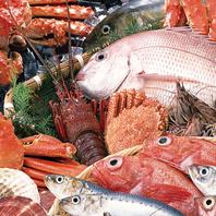 鮮魚が旨い!料理はバラエティ豊か♪