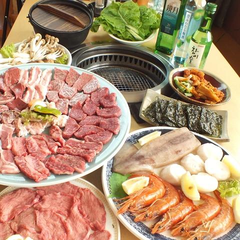 歓送迎会は若松で!お肉にも海鮮にもこだわった絶品揃いのコースをご利用下さい☆