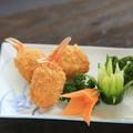 料理メニュー写真【人気No.4】カニ爪の揚げ物