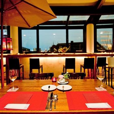 カフェ テラス ド パリ Cafe Terrasse de Parisの雰囲気1