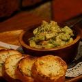料理メニュー写真ネギトロとアボカドのタルタル
