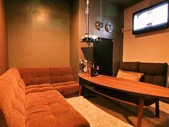 大人気の半個室タイプのソファ席になります◎