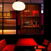 瓦 kawara CAFE&DINING KITTE博多店の雰囲気2