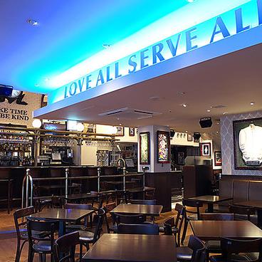 ハードロックカフェ 上野駅東京 アトレ Hard Rock Cafe Uyeno-Eki Tokyoの雰囲気1