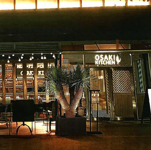 大崎駅東口徒歩3分!肉×魚×15種類のクラフトビールが勢揃い♪