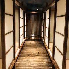 【個室多数】様々なタイプの個室をご用意しております。ご予約お待ちしております。