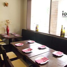 各種歓送迎会、忘年会、新年会等で一団体様でレストランを丸ごと貸し切ってのご利用等もできます。