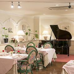 レストラン マーヴェラスパラディ白金の写真