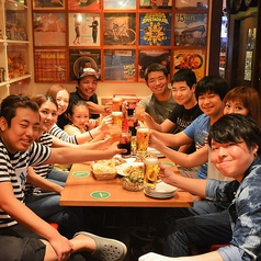 Cafe Bar Komanechi コマネチ 塩釜口店の雰囲気1