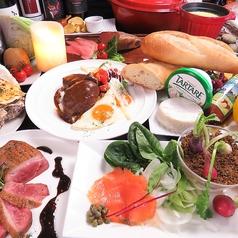 Cafe&Bar ドン・ガバチョのコース写真