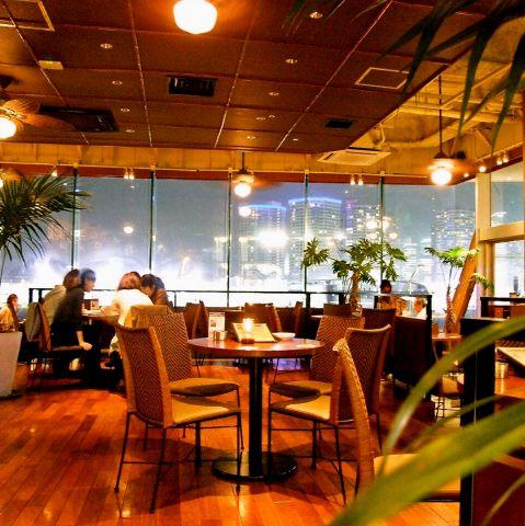 横浜 アロハ テーブル
