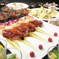 料理メニュー写真全8品 3500円 2時間FD付 粋-iki- 月替わりの人気コース