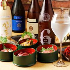 日本酒バル かぐら 神田の写真