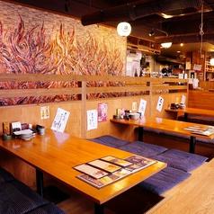 藁焼き小屋 海鮮 日本酒 た藁や 新大宮店の雰囲気1